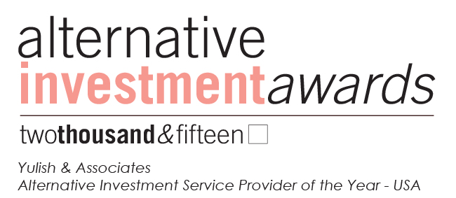 Alternative Investment Service Provider of the Year - USA